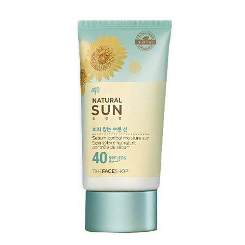 face shop sebum control sunblock